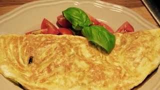 Das perfekte Omelett - Schritt für Schritt