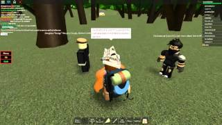 THE WALKING DEAD ROLEPLAY(ROBLOX)0_0