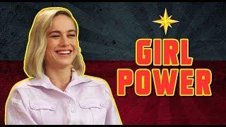 Brie Larson, del cine indie a Captain Marvel