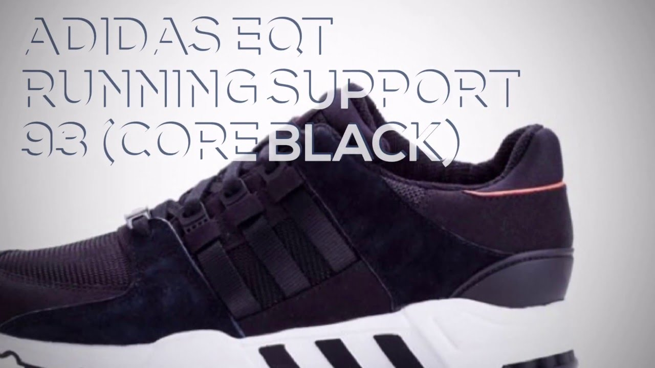 Black EQT Athletic & Sneakers Shoes Cheap Adidas US