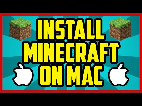 How To Install Minecraft On Mac 2016 (EASY) Download Minecraft On Macbook Pro, Macbook Air, Mac OS X