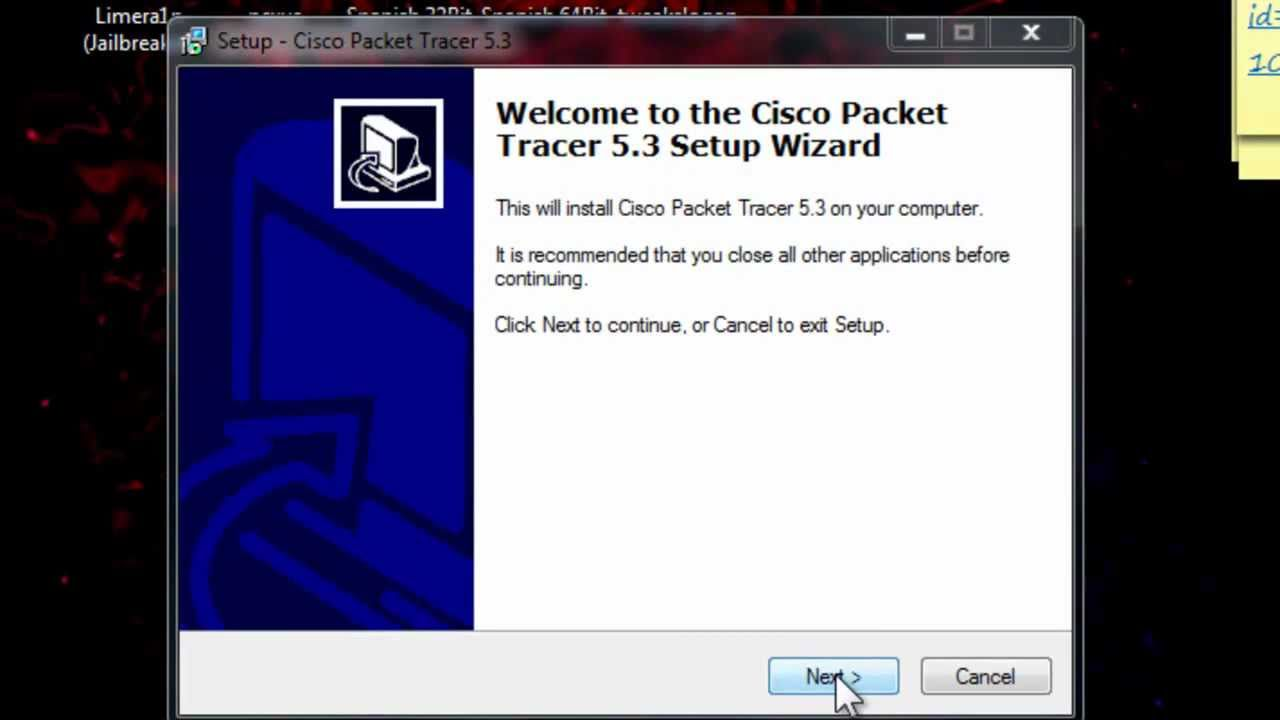 gratuitement packet tracer 5.3.2