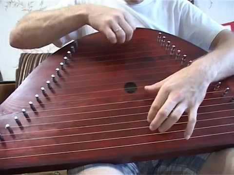 Gusli, Russian folk dance tune