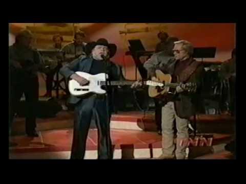 George Jones  & Johnny Paycheck - I'm Ragged But I'm Right