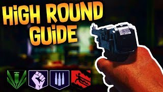 """THE FINAL REICH"" HIGH ROUND SETUP GUIDE ~ (WW2 ZOMBIES HIGH ROUND 50+)"