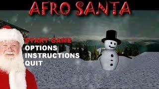 Afro Santa PC Gameplay