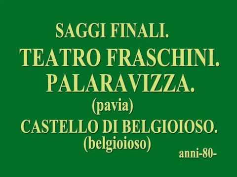 SCUOLA DI DANZA-R.A.D.SAGGI FINALI-CIRCA 35 ANNI FA.