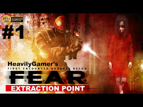 F.E.A.R Extraction Point Gameplay Walkthrough (PC) Interval 01:Contamination - Aftermath/Metastasis