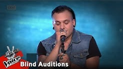 The Voice of Greece |  Ross Hill | 1o Blind Audition
