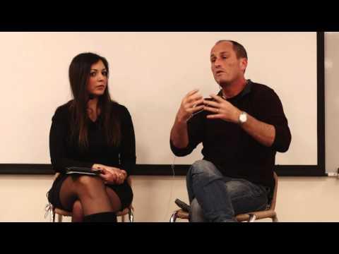 Gadi Mazor (OurCrowd) at Startup Grind Tel Aviv - 26 Mar, 2014