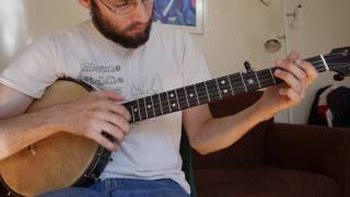 Adam Hurt's Cumberland Gap (Banjo) - Full Speed