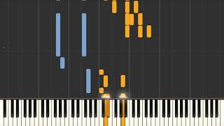 How Sweet it is to be loved by you  - Piano tutorial