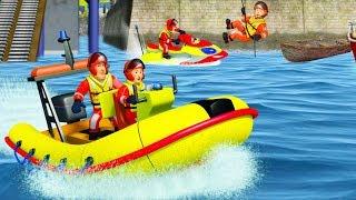 Пожарный Сэм на русском   |Ярмарка в Парке 🚒 вода спасает | Новые серии HD 🔥 мультфильм