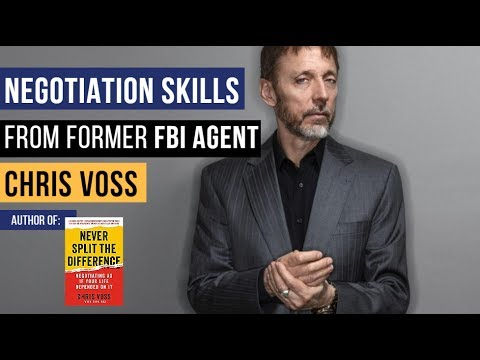 Interview: Negotiation Skills From Former FBI Agent Chris Voss