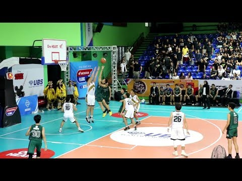 Game Highlights: SMA Cita Buana vs SMA Al-Izhar (DBL Jakarta Series South Region)