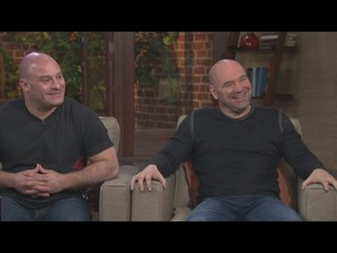 Download Dana White & Matt Serra of UFC travel 'Lookin' For A Fight'