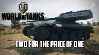 World of Tanks - Two For The Price of One