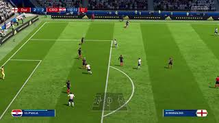 AMAZING LAST MINUTE GOAL!!! FIFA 18 WORLD CUP