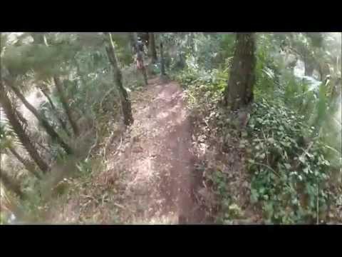 Mala Compra Mountain Bike Trail Flagler Beach Florida GoPro