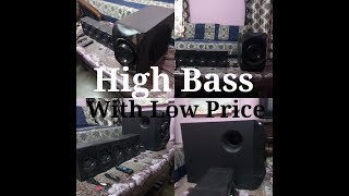 Philips SPA8000B 5.1 Home Theater | High Bass | Value Of Money | Review | Hamari Rasoi With Vlogs