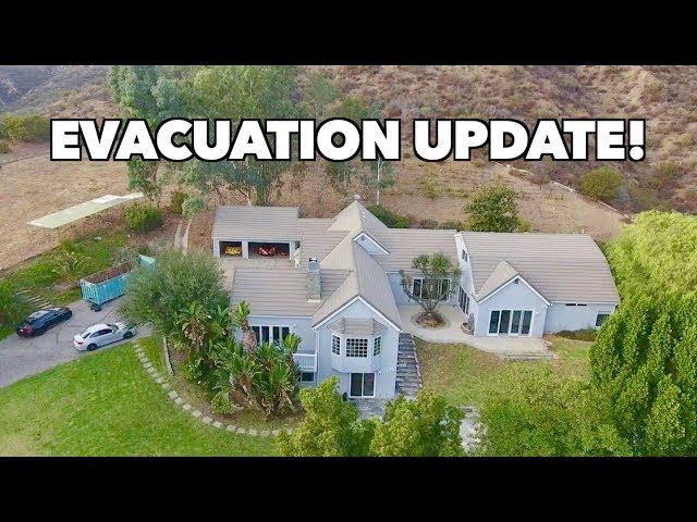 HOUSE UPDATE: SOCAL FIRES BURNING EVERYTHING