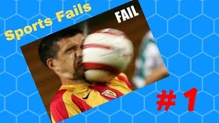 Amateur Athletes Sports Fails #1