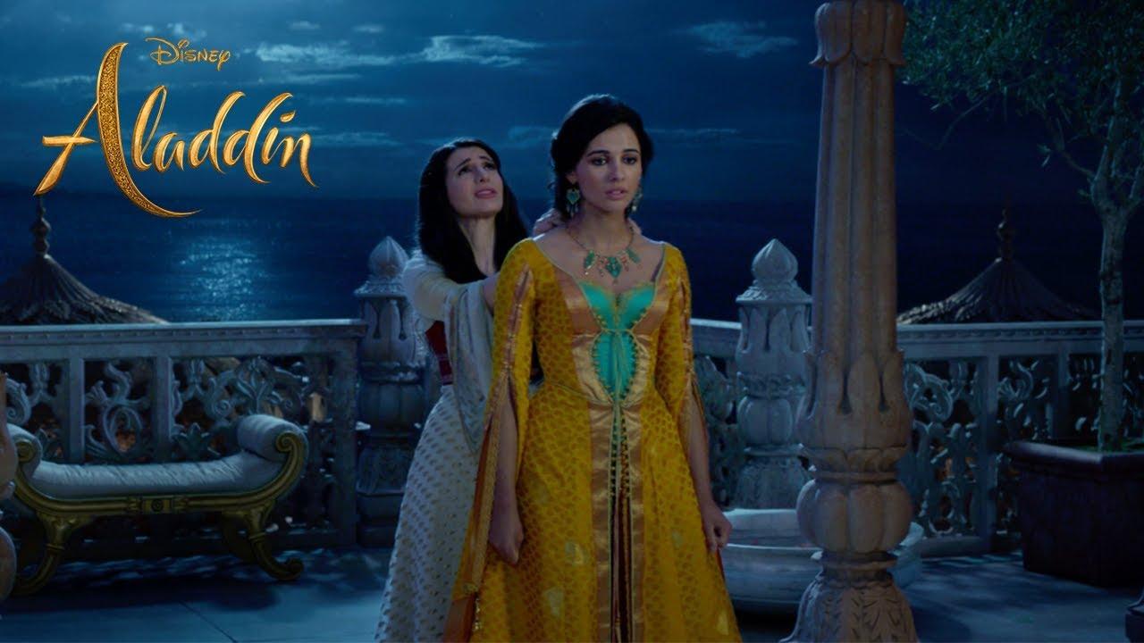 Disney S Aladdin Dalia Tv Spot