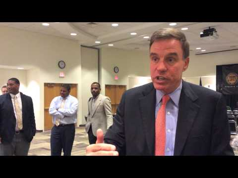 Interview with Sen. Mark Warner on student debt plans