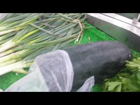 China city tianjin super market. Vegetables