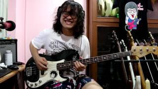 แป๊ะ Syndrome,kiss In Disco,ct - By The Way Red Hot Chili Peppers Bass Cover