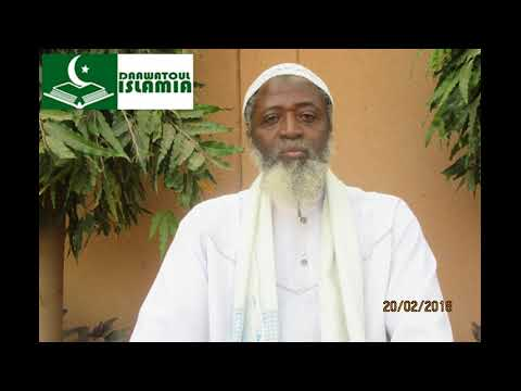 TAFSIR DE DR SAWADOGO: SOURATE AL-BAQARAH VERSET 281 AU 282 LE 04 MATS 2018