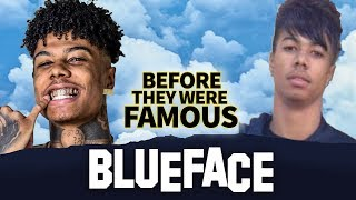 Blueface | Before They Were Famous | Biography Football to Rap Star | Jonathan Porter
