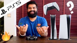 The Sony PlayStation 5 Is Here!!! Sony PS5 Is Amazing - Features & Games🎮🔥🔥🔥