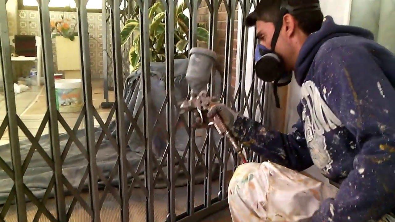 622 617 618 cerrajeros san juan de alicante reparaci n - Pintura para rejas ...