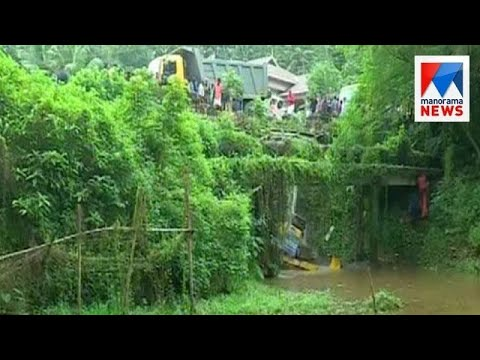 One man died at an accident in Thiruvalla