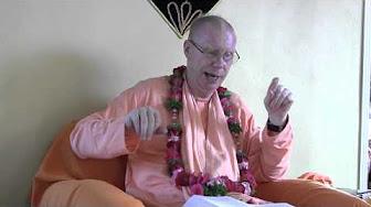 Шримад Бхагаватам 1.6.31 - Бхакти Чайтанья Свами
