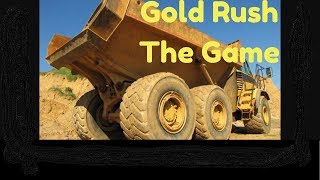 Gold Rush - The Game - T2 Grinding - Live Stream PC