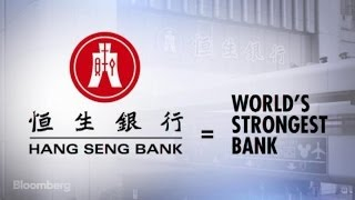 What's the World's Strongest Bank?