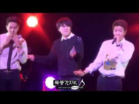150222 WINNER WWIC IN TOKYO - 끼부리지마(Don't Flirt) focus KangSeungYoon