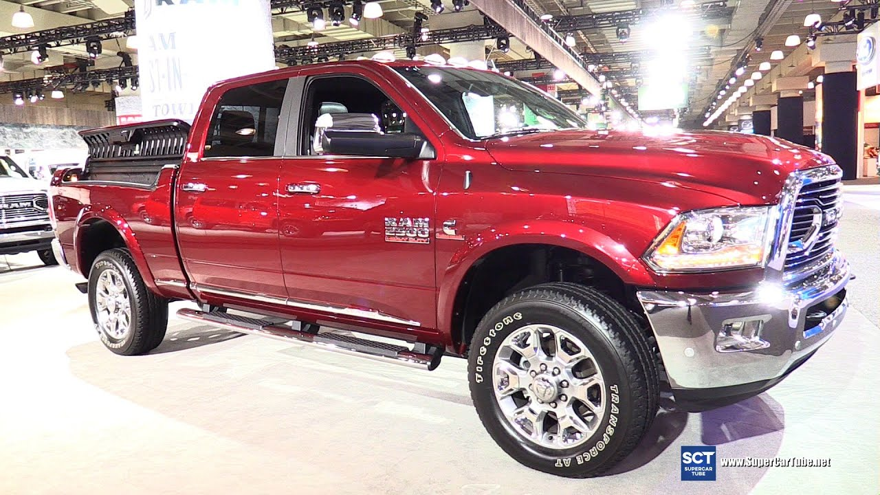 2016 dodge ram 2500 limited heavy duty exterior. Black Bedroom Furniture Sets. Home Design Ideas
