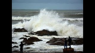 Update: শুরু হয়ে গেছে বুলবুলের প্রভাব! | উত্তাল সাগরে ঢেউ, বাড়ছে বৃষ্টি! | Cyclone Bulbul | Somoy TV