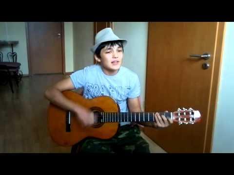 дворовая песня - песня под гитару (кавер ЕРА)