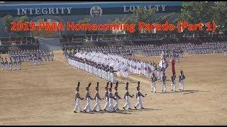 PMA 2019 Homecoming Parade (Part 1 of 2)
