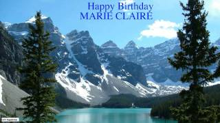 MarieClaire   Nature & Naturaleza - Happy Birthday