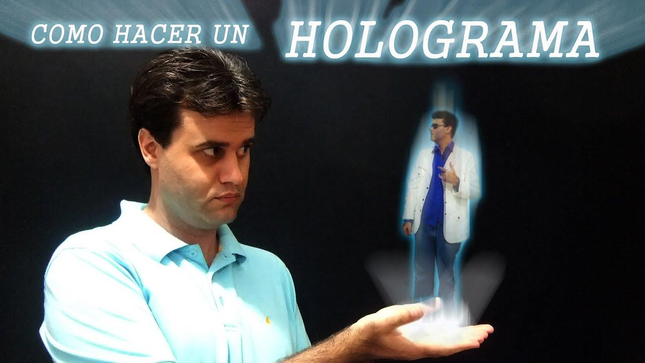 Como hacer un holograma youtube for Como aser un criadero de mojarras