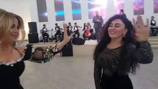 Şou-biznes Əhli Konul Kerimovanin Qizinin Toyunda - ƏN SON VİDEO