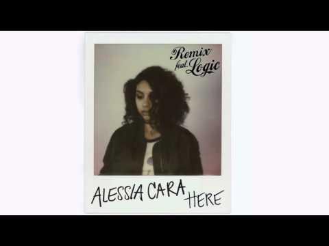 """Here"" Remix Feat. Logic (Audio)"