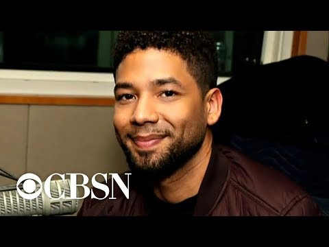 "Prosecutor charges ""Empire"" actor Jussie Smollett with falsely reporting alleged attack"