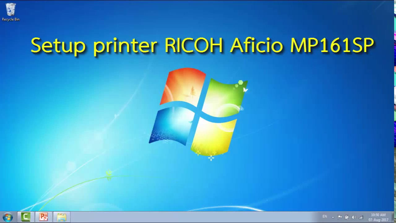 Download RICOH MP 161SP driver and Setup