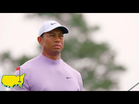 Tiger Woods' Third Round in Three Minutes